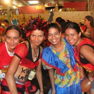 Carnafrutal 2014 - Bloco Campeão Kika Na Latinha