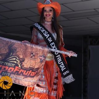 Rainha E Garoto Expô Frutal 2013
