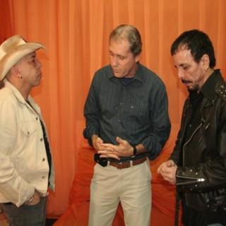 Romero Brito Com a Dupla Chrystian E Ralf