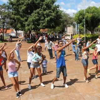 Verão Vivo - Praça Afrânio de Paula E Silva (Praça da Dr)