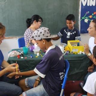 Verao Vivo 2018 - Escola Vicente de Paulo-8