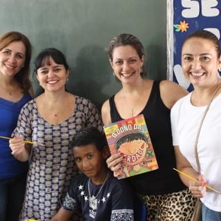 Verao Vivo 2018 - Escola Vicente de Paulo-9